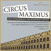 CIRCUS-MAXIMUS-Musikmaschine-Römerpassage-Event-Sommerfest