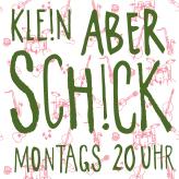 Klein-Aber-Schick-Musikmaschine-Bookingagentur-Schick & Schön-Mainz