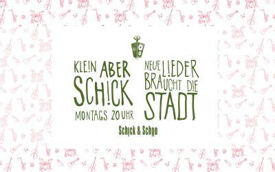 Klein Aber Schick: Konzerte bis Jahresende