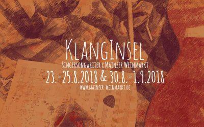 """Mainzer Weinmarkt wieder mit """"KlangInsel"""""""