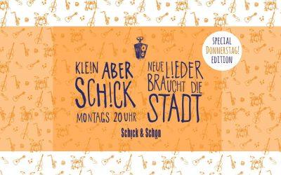 Klein Aber Schick: Erstes Special-Konzert steht an