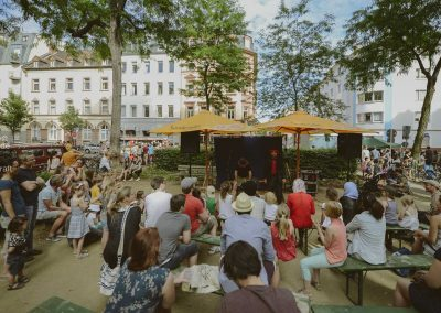 Gartenfeld - Platz für Kultur