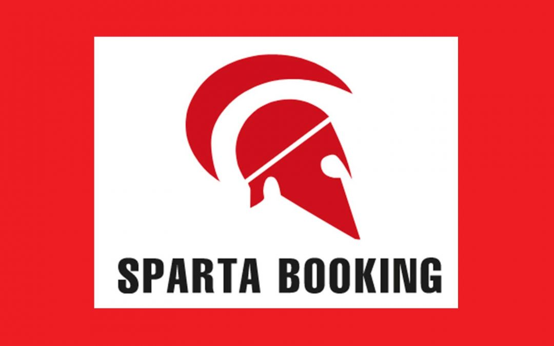 SPARTA Booking