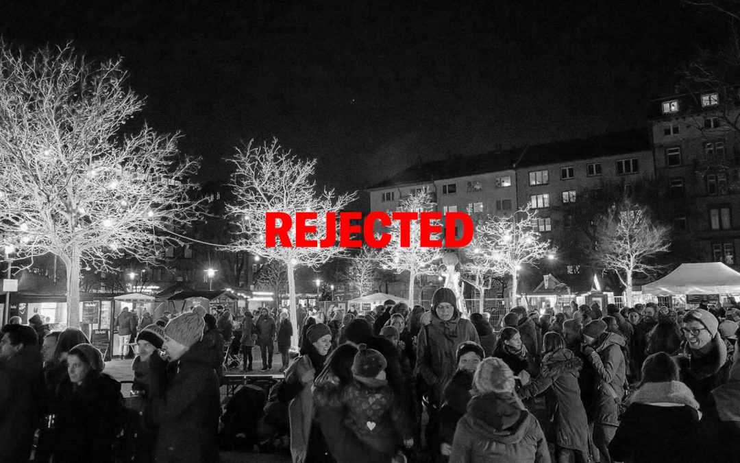 Wintermarkt endgültig abgesagt