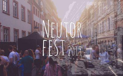 Neutorfest 2019: Straßenfest wird fünf!