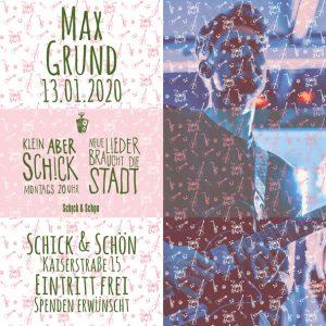 Klein-Aber-Schick-Immer-Montags-schick-und-schön-Mainz-Musikmaschine-Events-Veranstaltungen-Konzerte-Band-Bands-Buchen-Party-Feiern-Donnerstag-special-max-grund