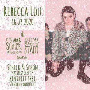 Klein-Aber-Schick-Immer-Montags-schick-und-schön-Mainz-Musikmaschine-Events-Veranstaltungen-Konzerte-Band-Bands-Buchen-Party-Feiern-Donnerstag-special-rebecca-lou-rola